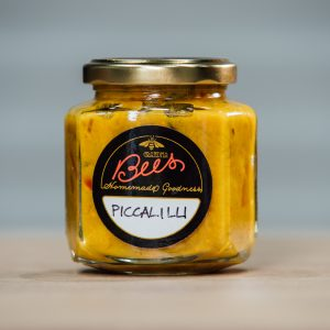 GrandmaBees- Piccalilli photo - piquant and sweet