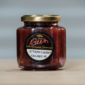 Photo Strawberry Conserve - Grandma Bees
