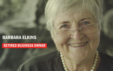 Photo of Barbara Elkins